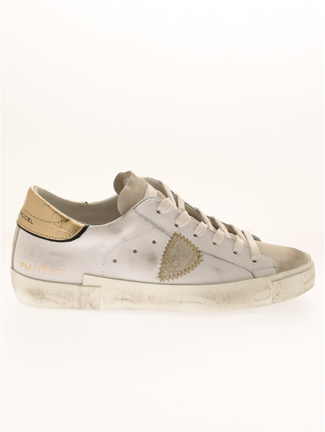 SNEAKERS DONNA PRSX PHILIPPE MODEL PRLD VC01
