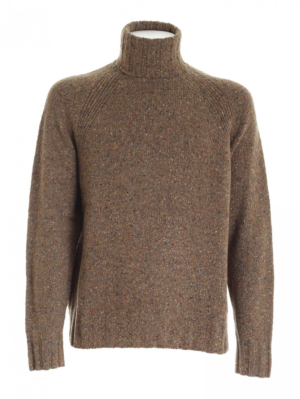 MEN PULLOVER ROLL NECK PAUL...