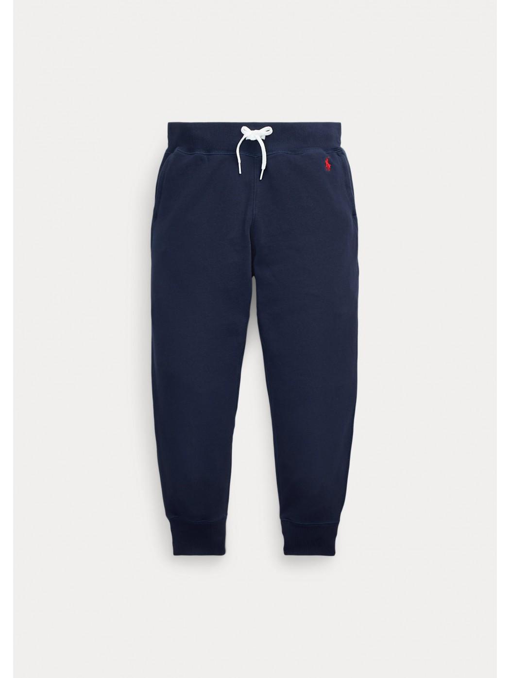 Pantaloni da jogging in felpa POLO RALPH LAUREN DONNA 211794397 003