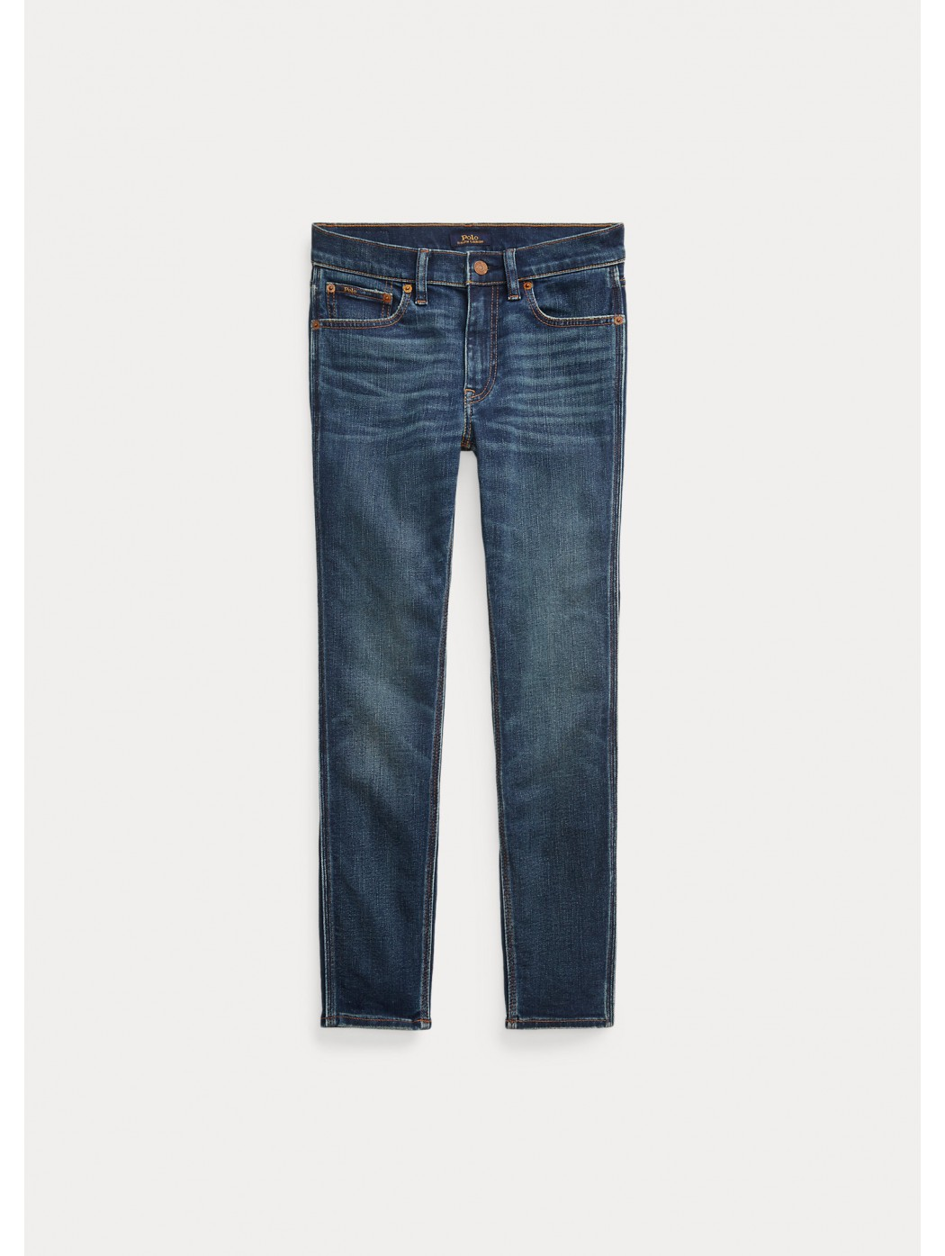Jeans corti Tompkins skinny POLO RALPH LAUREN DONNA 211799659 001