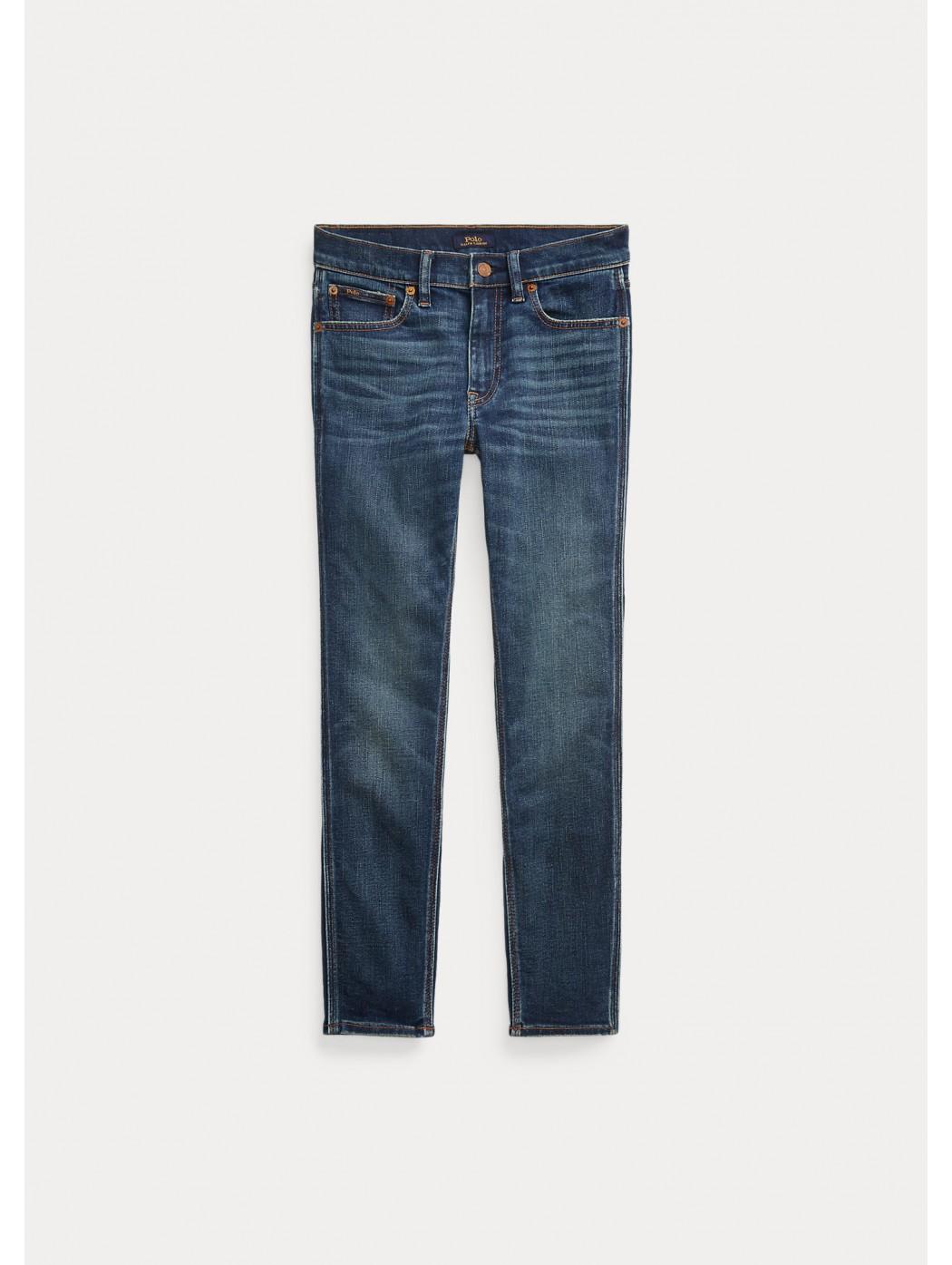 Jeans corti Tompkins skinny...