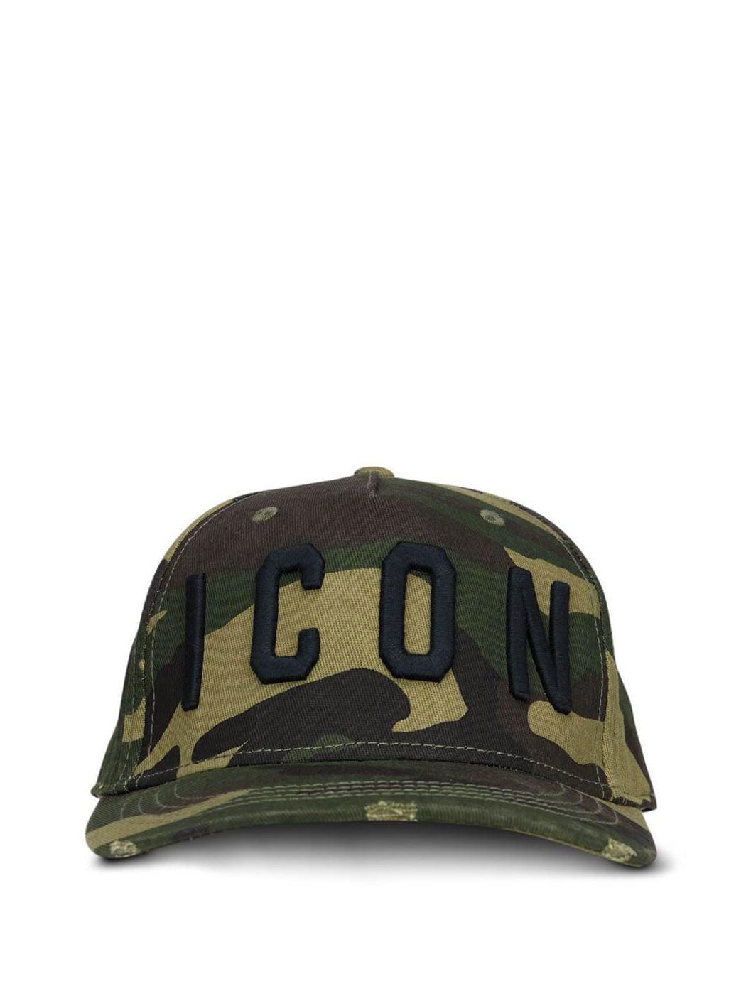 CAPPELLO BASEBALL CAP DSQUARED2 BCM400108C03209 M1116