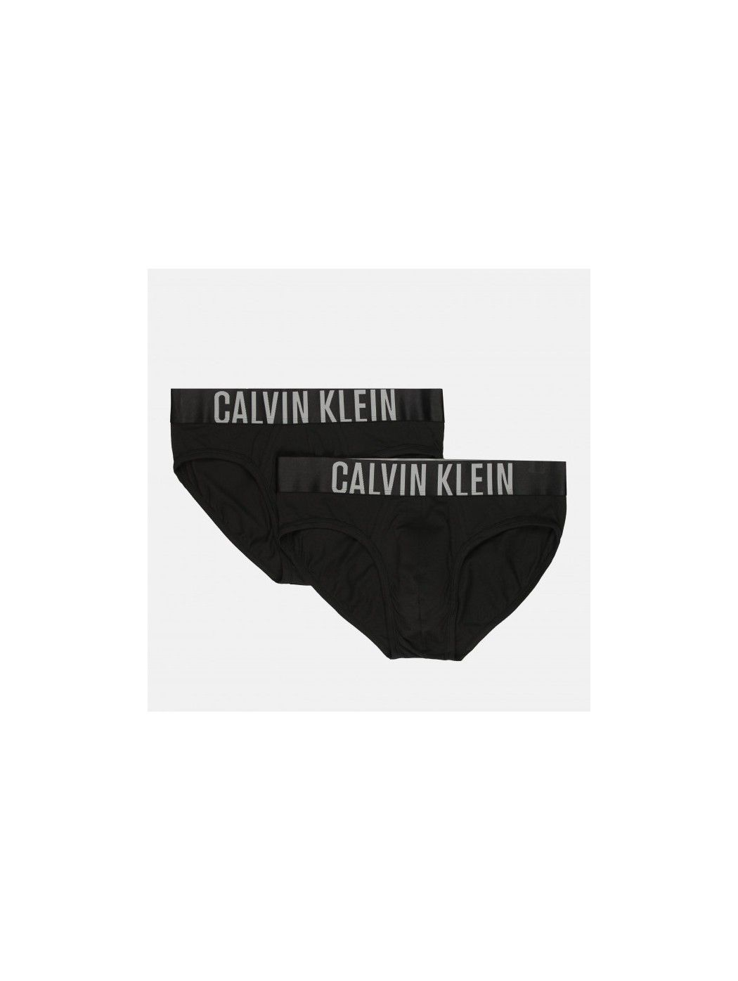 HIP BRIEF 2PK BLACK CALVIN...