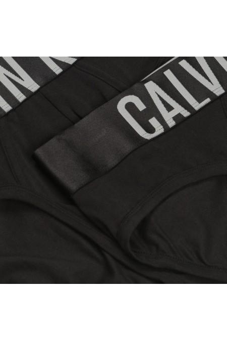 HIP BRIEF 2PK BLACK CALVIN KLEIN 000NB2601A UB1