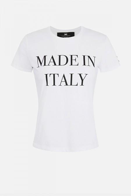 T-shirt Elisabetta Franchi Made in Italy ELISABETTA  FRANCHI MA20311E2 270