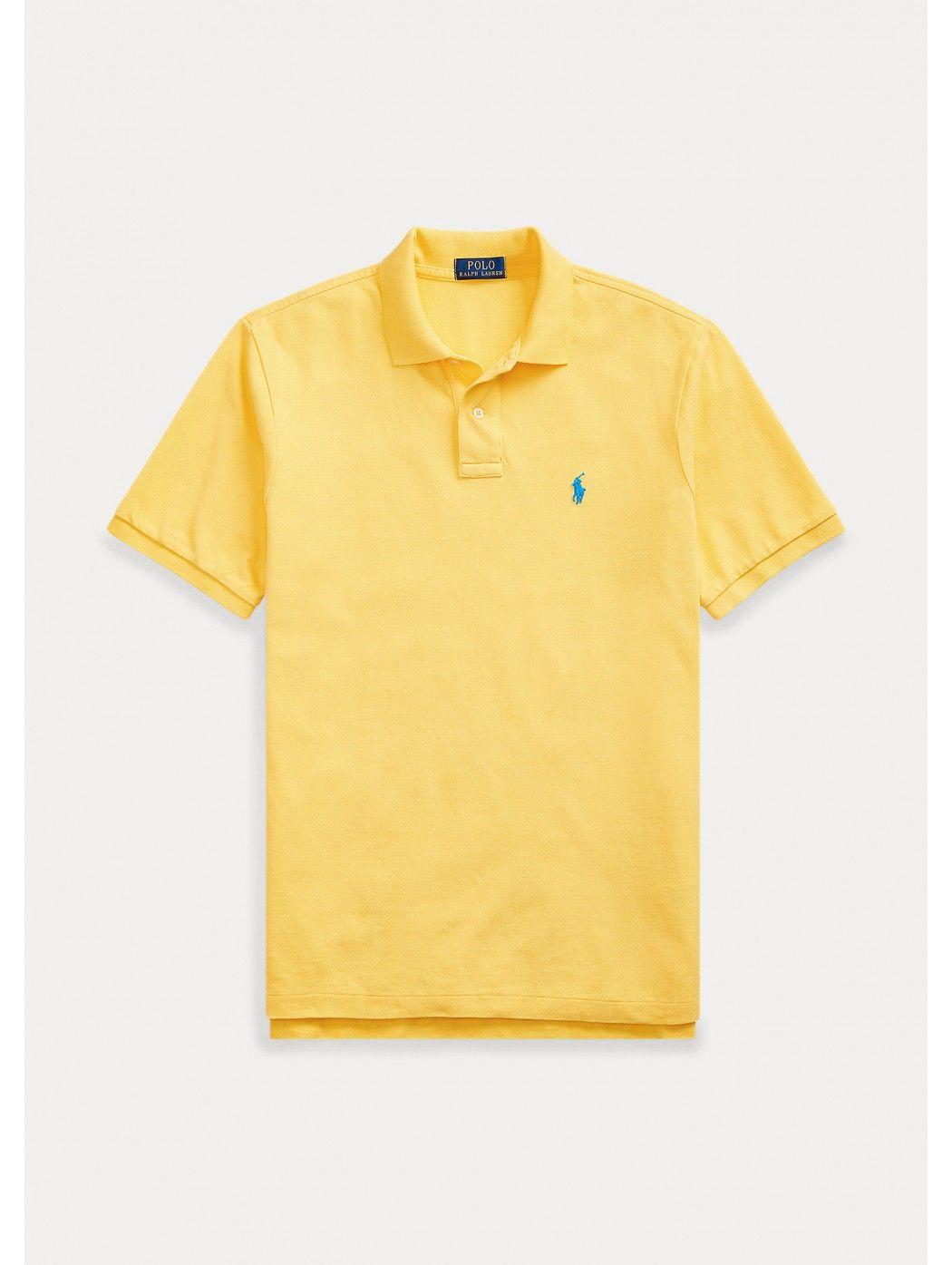 Polo in piqu' Slim-Fit POLO RALPH LAUREN UOMO 710795080 022