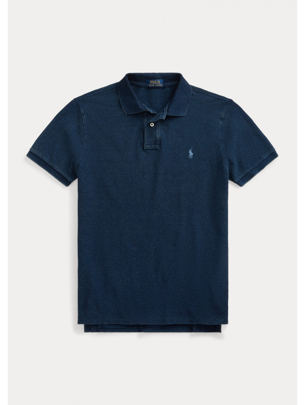 Polo in piqu' Custom Slim-Fit POLO RALPH LAUREN UOMO 710814416 007