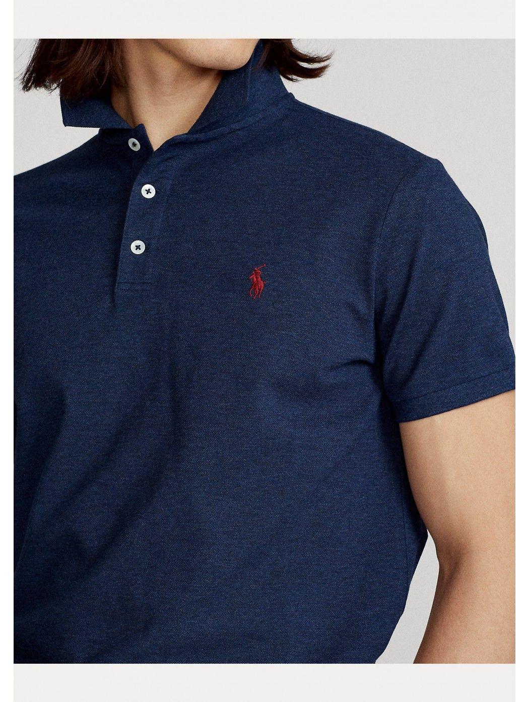 Polo in piqu' stretch Slim-Fit POLO RALPH LAUREN UOMO 710541705 150
