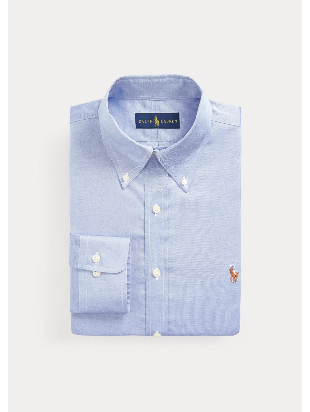 Camicia Oxford anti-grinze Slim-Fit POLO RALPH LAUREN UOMO 712675620 004