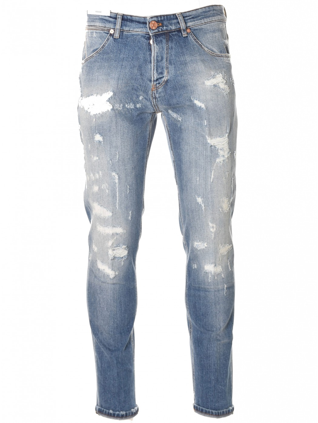 JEANS TAPERED RAGGAE PT01...