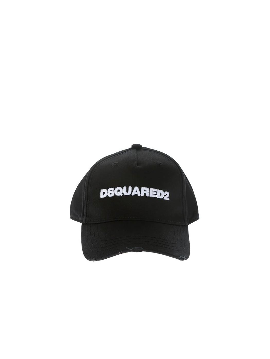 BASEBALL CAP DSQUARED2 BCM002805C00001 M063