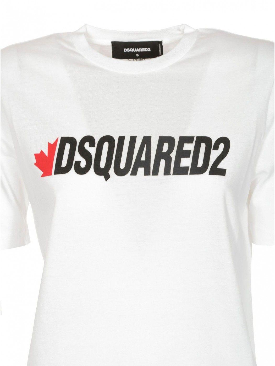 T-SHIRT DSQUARED2 S75GD0180S21600 100