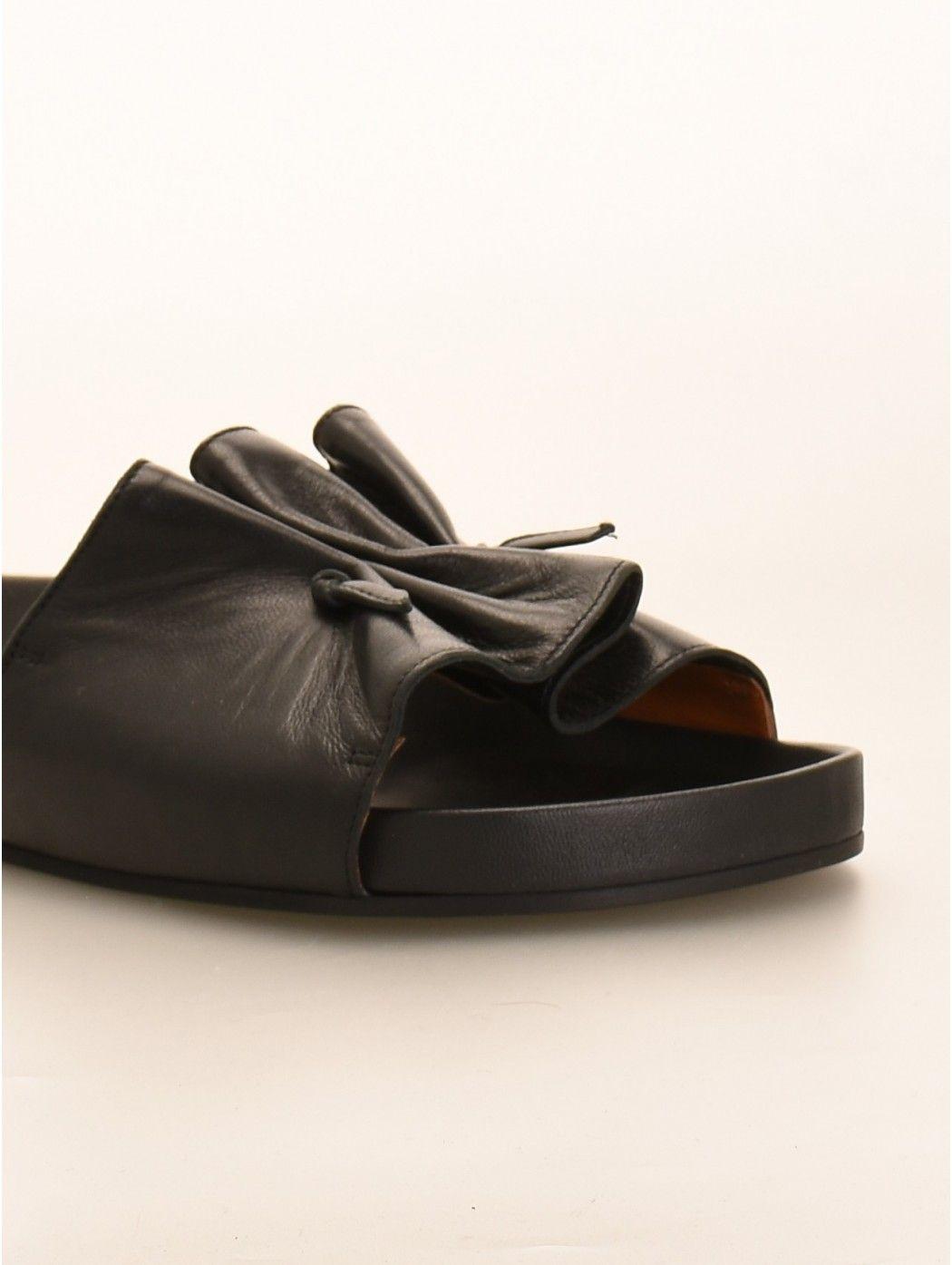 FLATNAPPA LUX BLACK LAUTRECHOSE LDN01420GP2615 1001