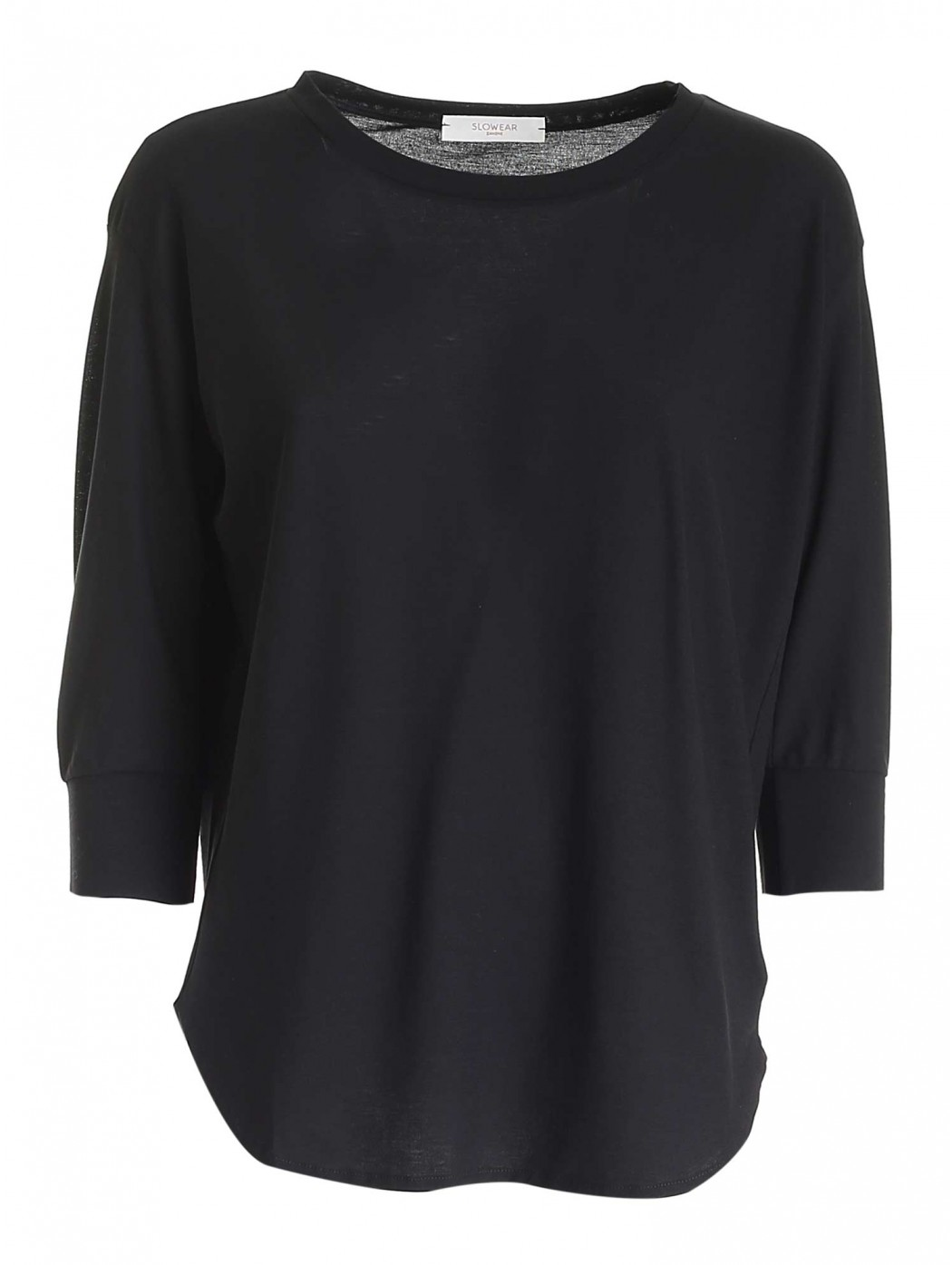 T-SHIRT LOOSE FIT NERA...