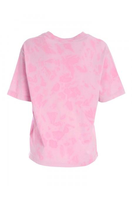 T-SHIRTT-shirt rosa stampa Capsule Collection VERSACE B2HWA7VA30444 O25
