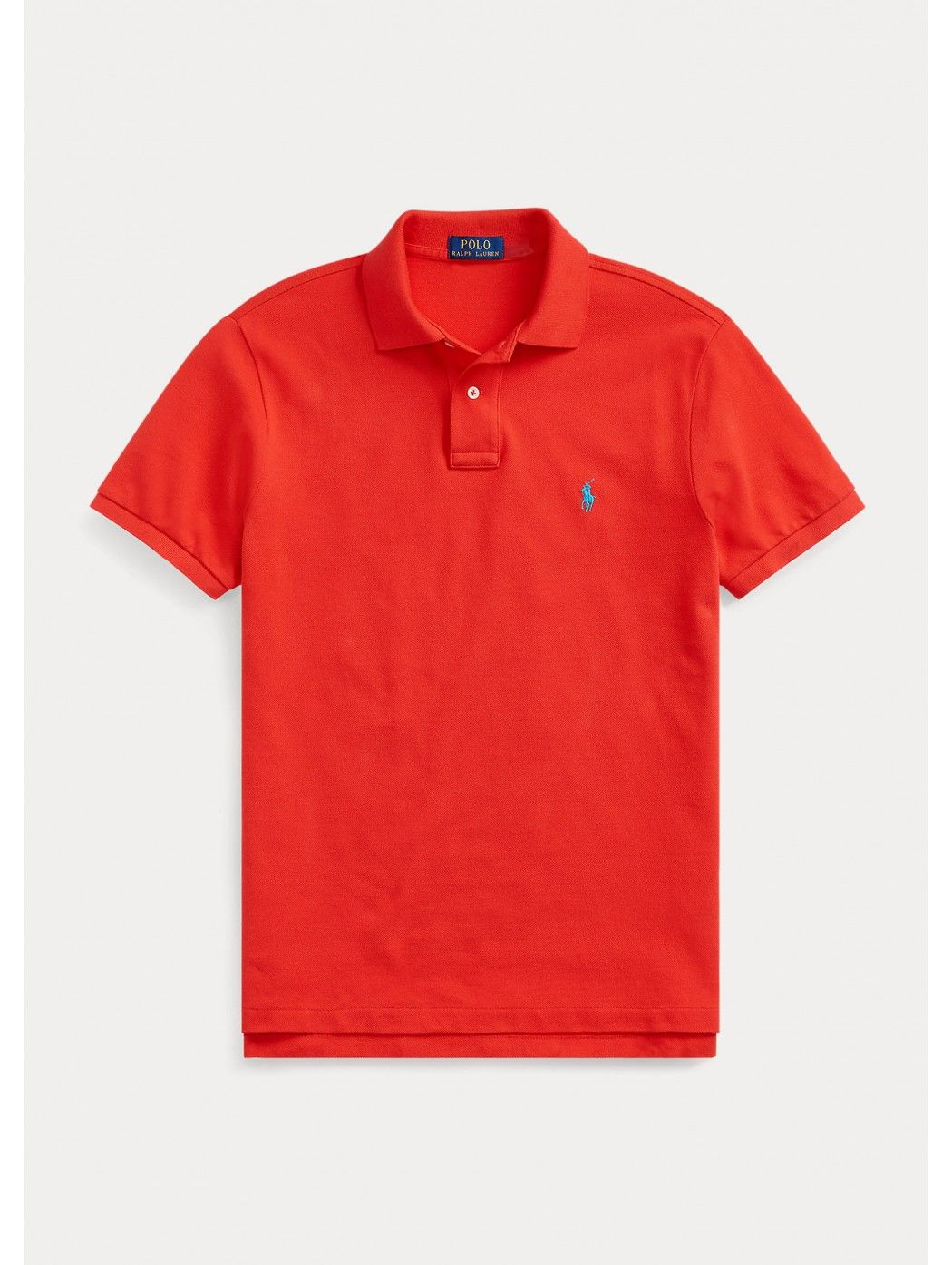 Polo in piqu' Slim-Fit POLO RALPH LAUREN UOMO 710795080 011