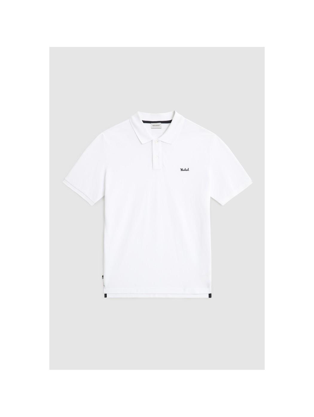 Polo Classic in cotone piqu' WOOLRICH WOPO0027MRUT2555 8041
