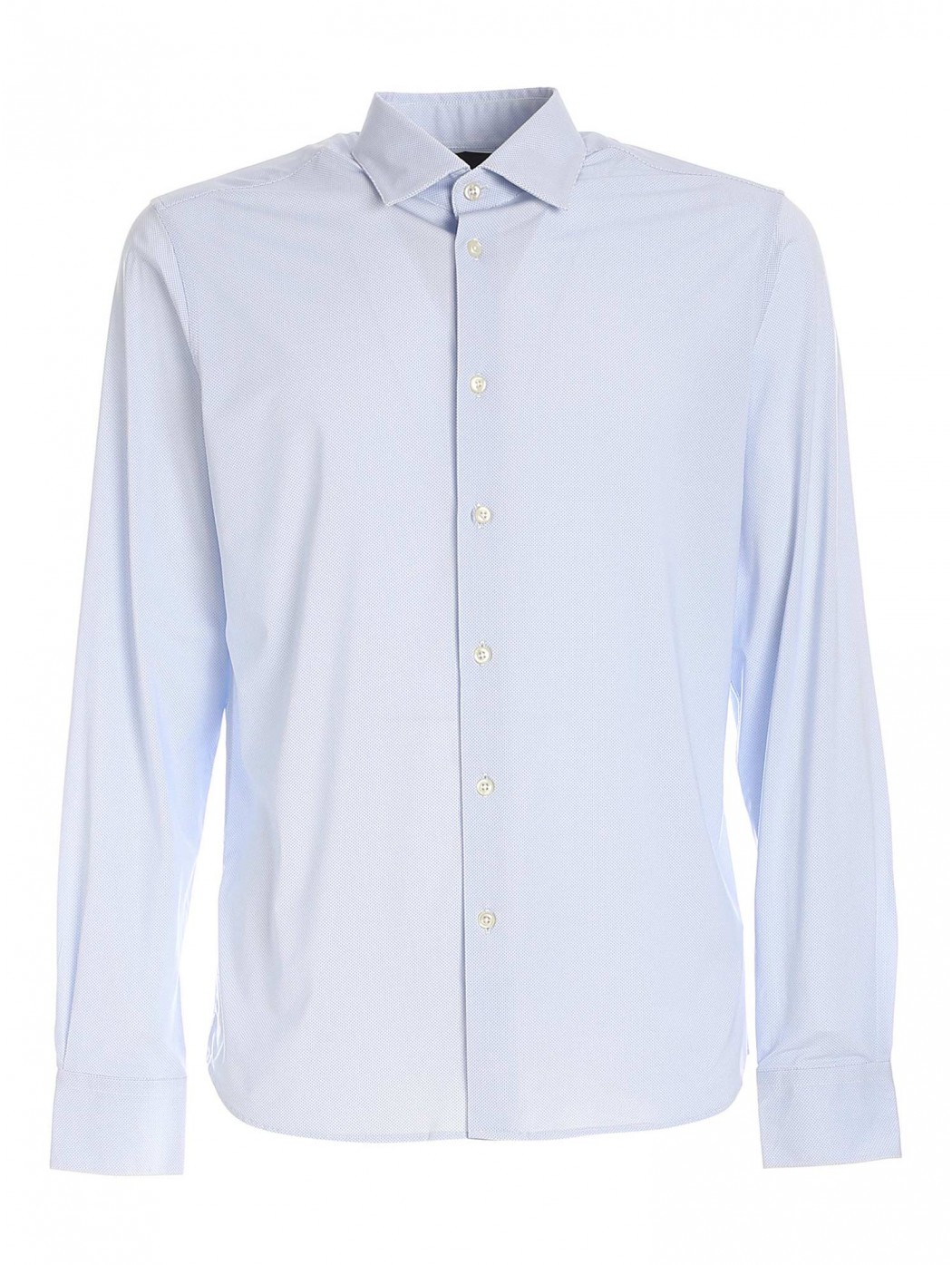SHIRT OXFORD JACQUARDE RRD...