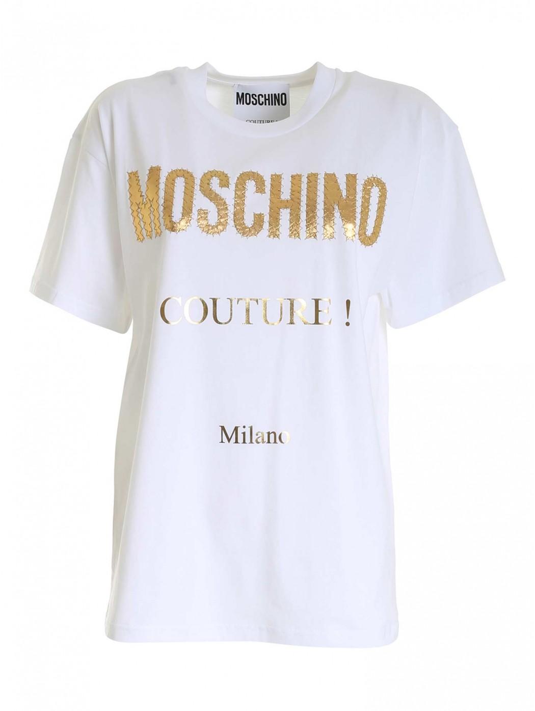 T-SHIRT MOSCHINO 07130440 J1001