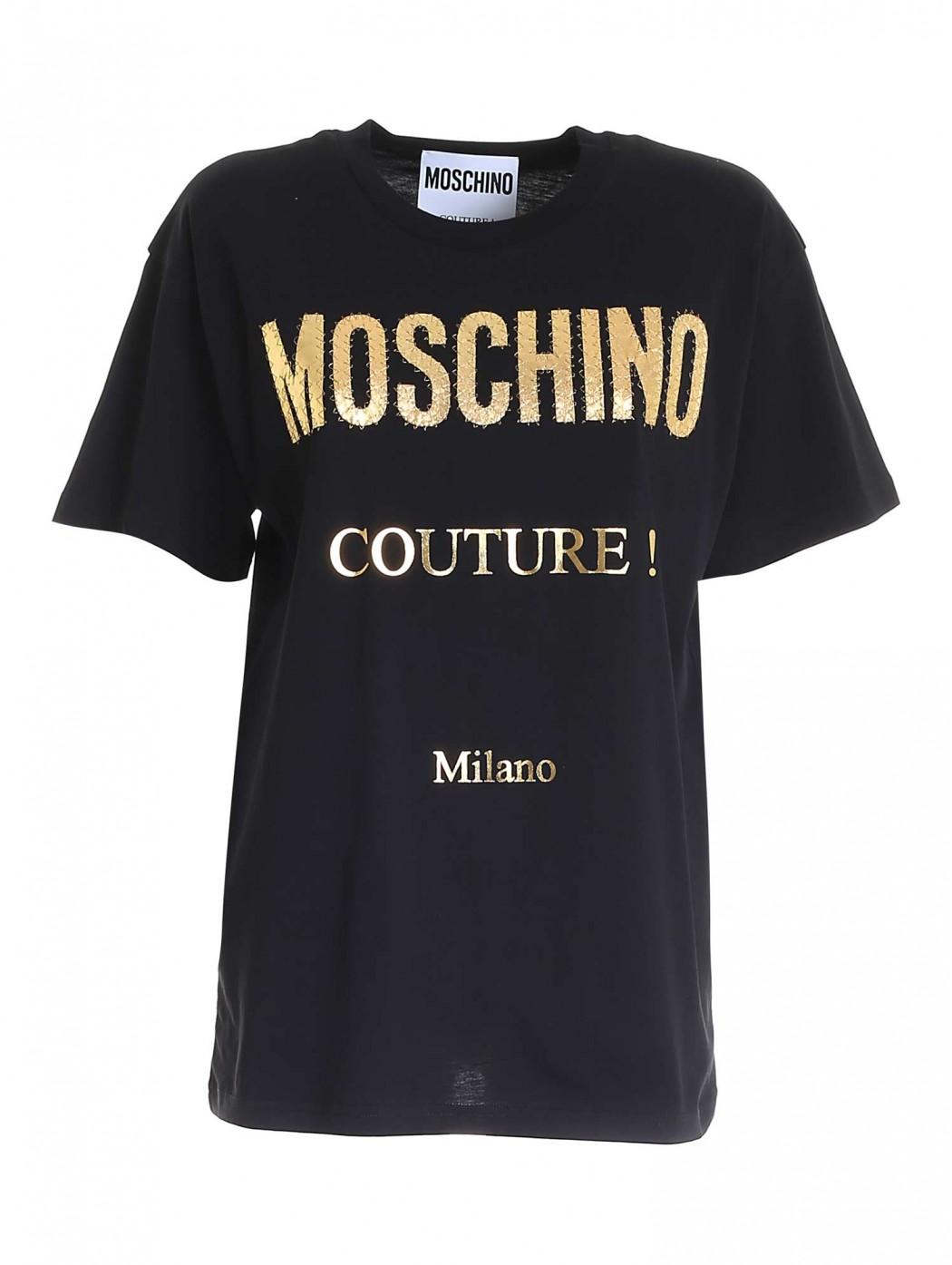 T-SHIRT MOSCHINO 07130440 J1555