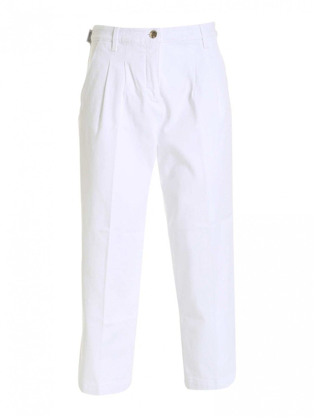 CHINO PPT STR SOLID JACOB COHEN DONNA LINETTE01908S 111