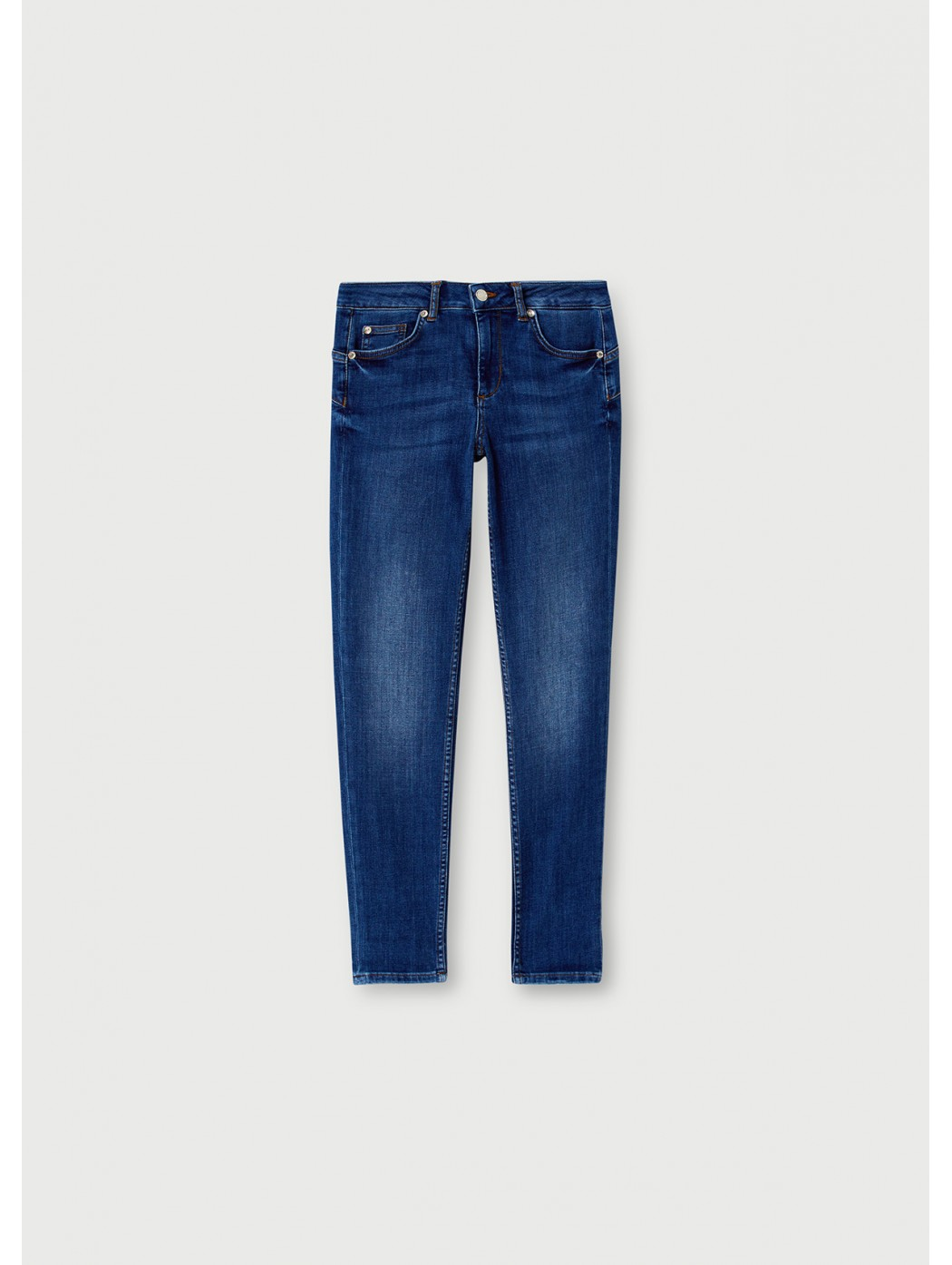 Jeans skinny cropped LIUJO JEANS CORE UA1006D4538 78138
