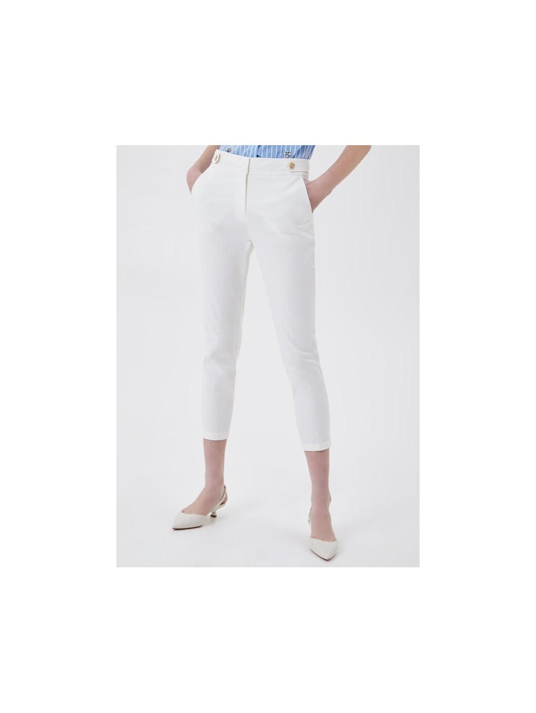 Pantalone cropped con bottoni LIU JO COLLECTION CA1005T2398 X0256