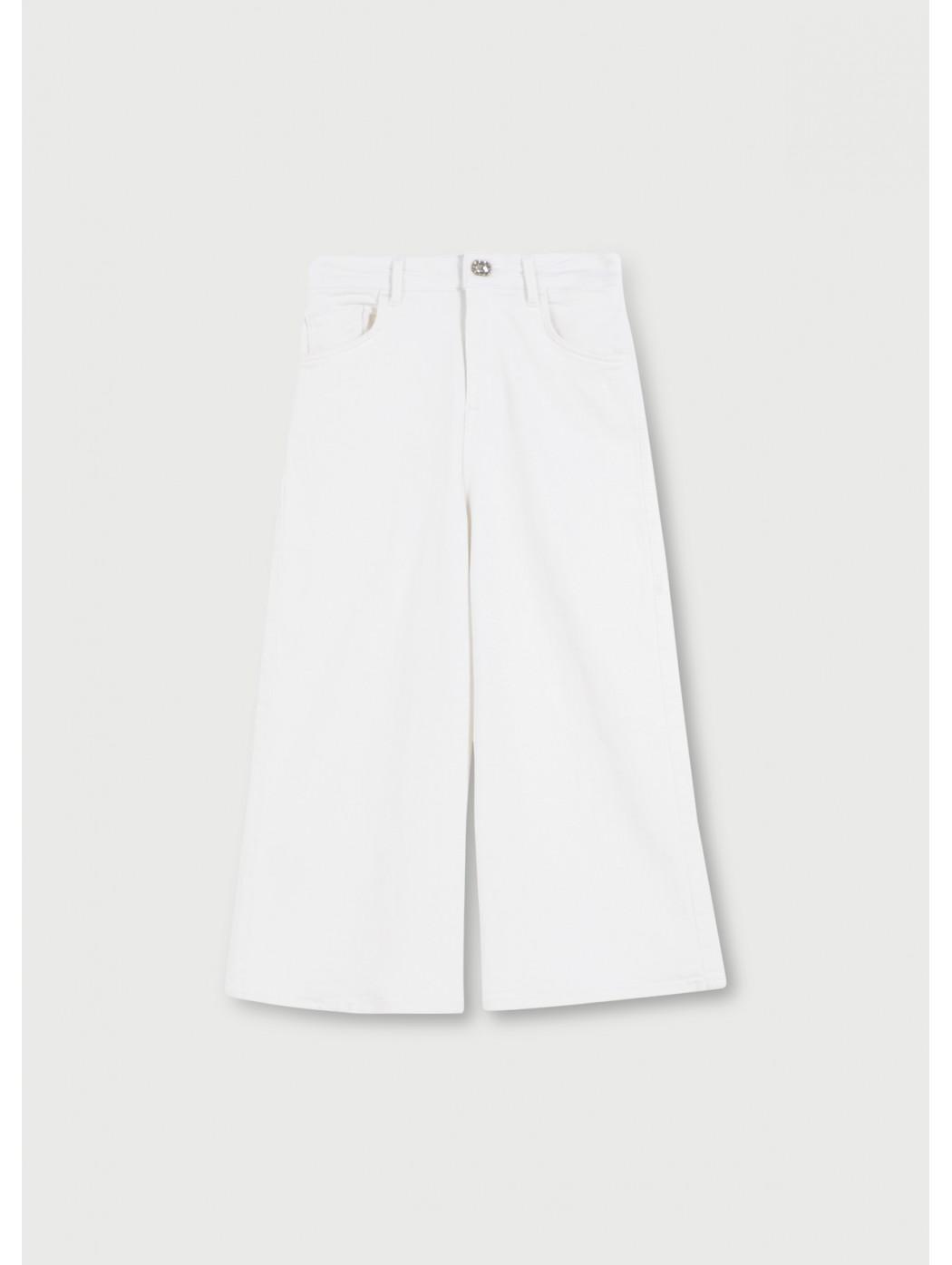 Jeans cropped a zampa LIU JO COLLECTION CA1170D4631 X0376