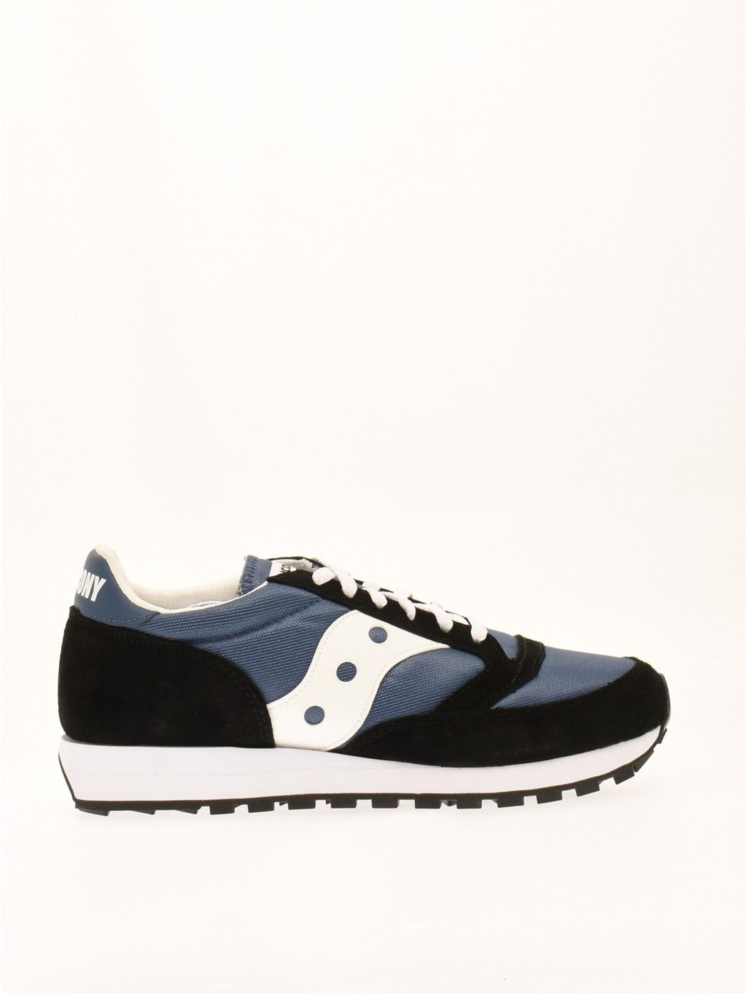 JAZZ 81 BLACK/WHITE/NAVY SAUCONY S70539 10
