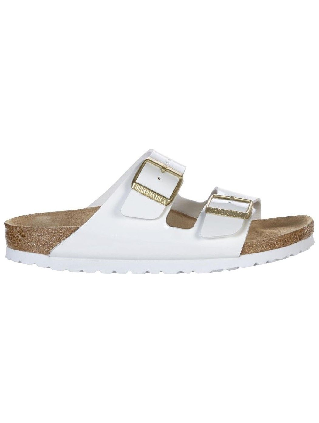 Arizona white BIRKENSTOCK 1005294 WHITE