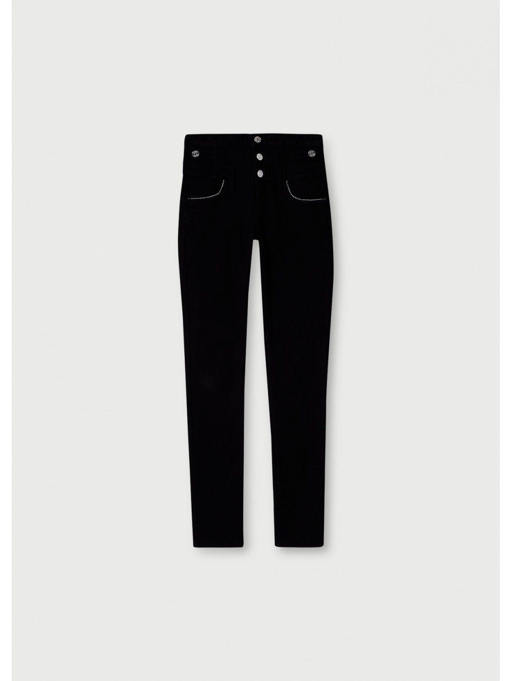 Jeans skinny a vita alta LIUJO JEANS CORE UA1014D4188 87177
