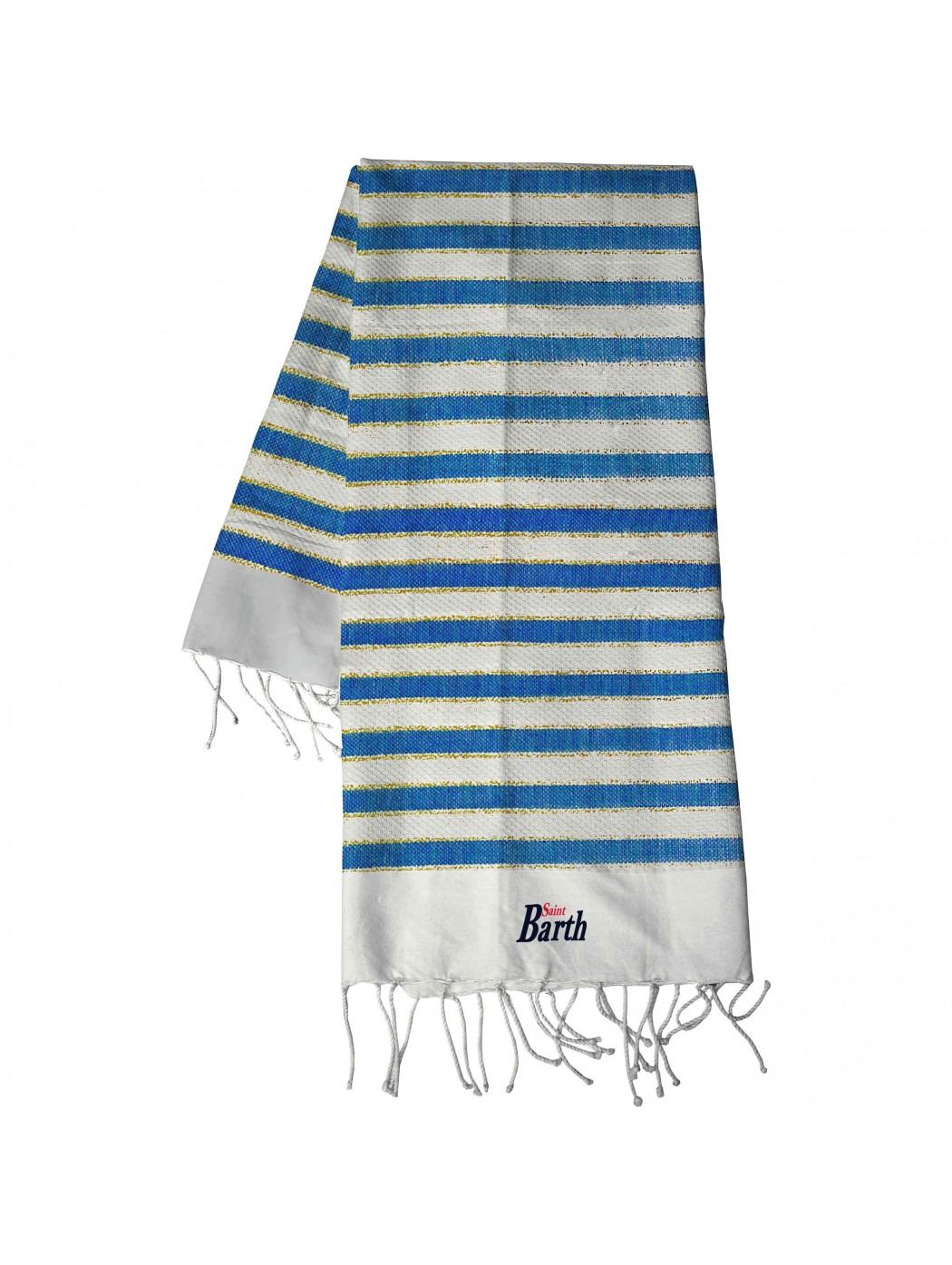 BEACH TOWEL FINGES FOUTAS SAINTBARTH MC2 FOUT001LIG 17O