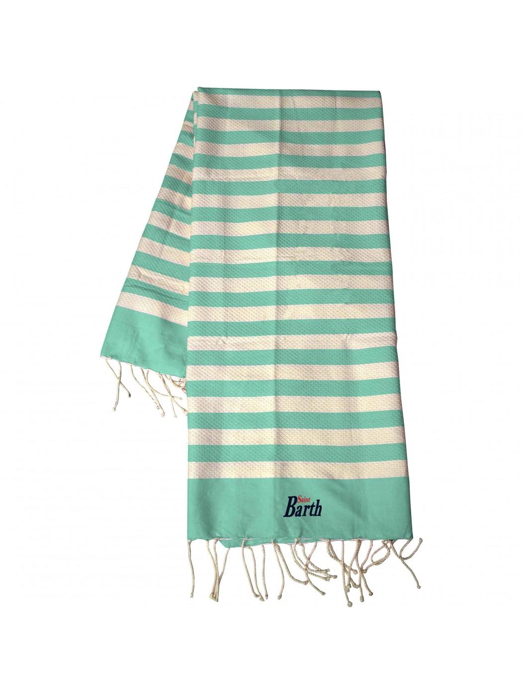 BEACH TOWEL FINGES FOUTAS SAINTBARTH MC2 FOUT001LIG 56