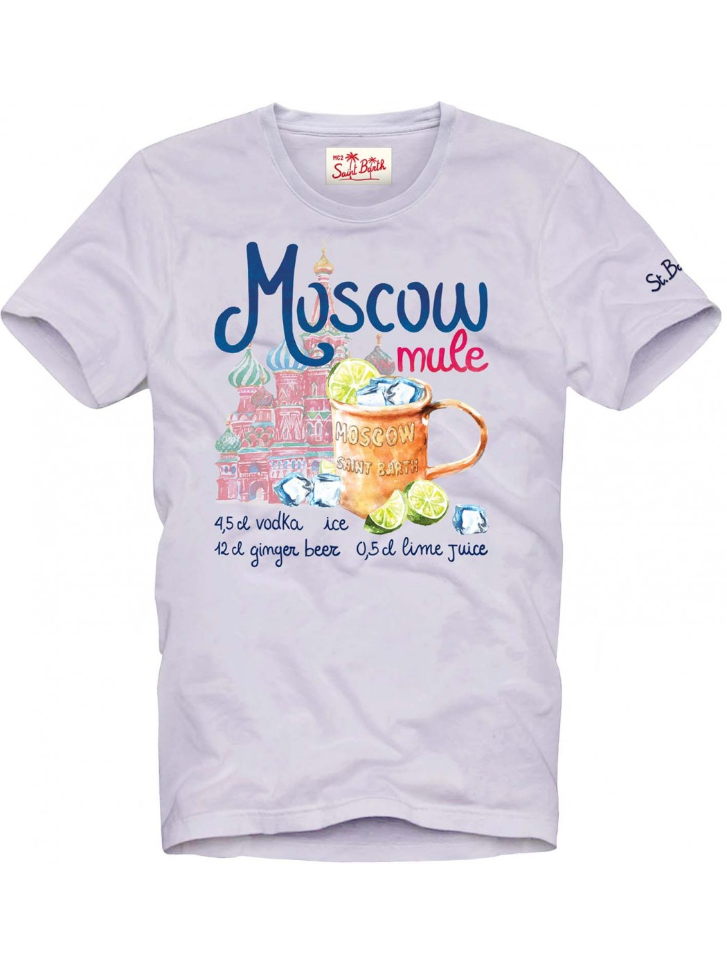 TSHIRT MOSCOW CUP...