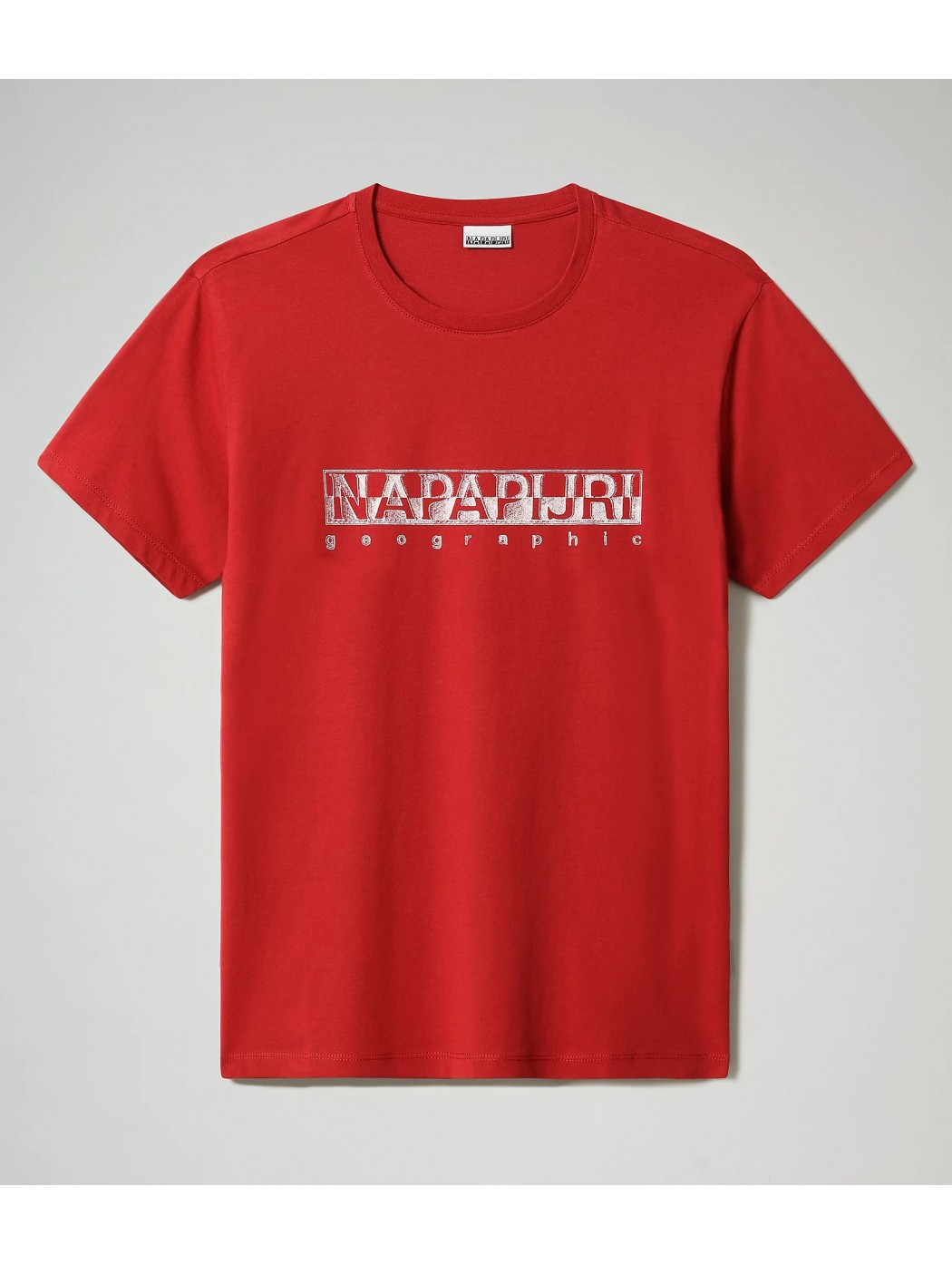 T-shirt a manica corta Sallar NAPAPIJRI NP0A4F9O 0941