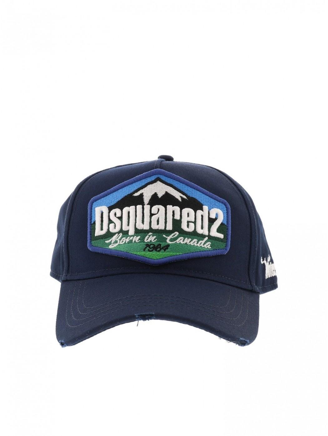 BASEBALL CAP DSQUARED2 BCM044805C00001 3073