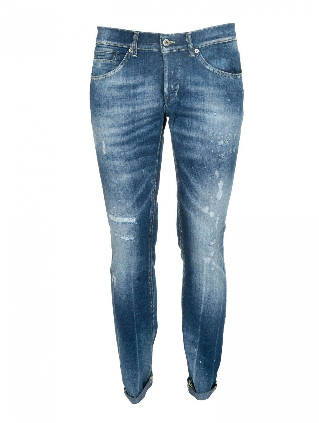 JEANS GEORGE DONDUP UP232DS0145AY9DU 800