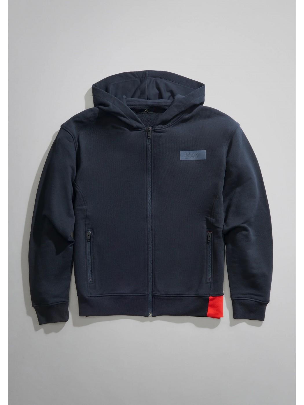 Zipped Sweatshirt FAY...