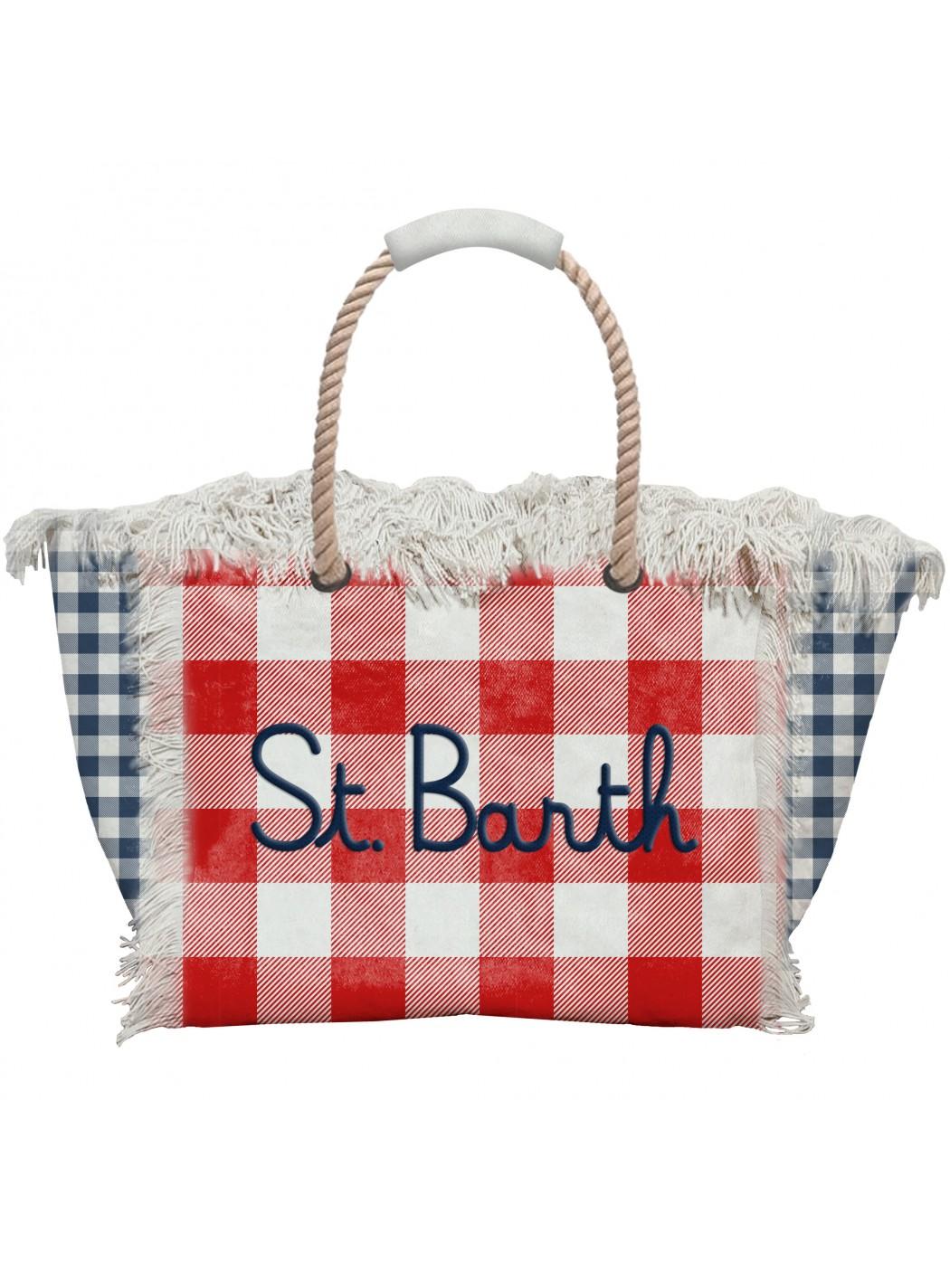 BEACH BAG SAINTBARTH MC2...
