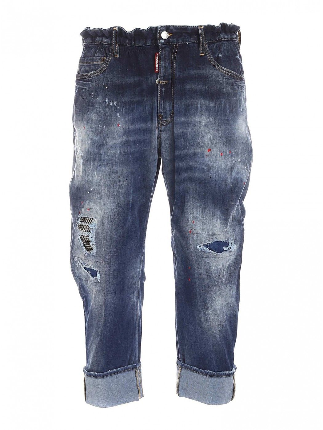 JEANS BIG BROTHER BLU DSQUARED2 S74LB1003S30708 470