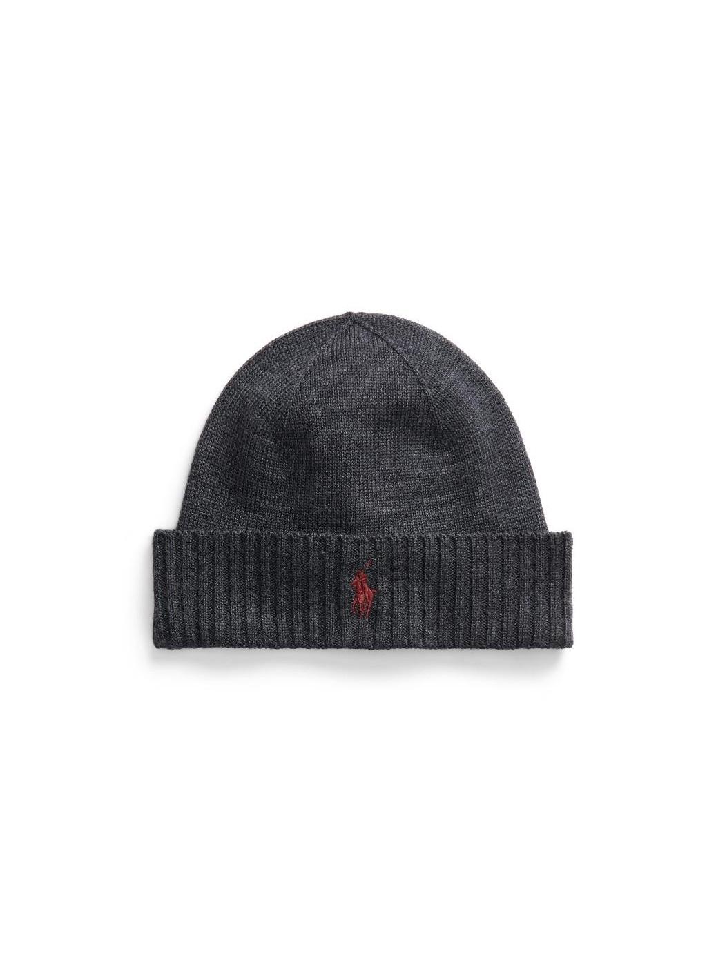 Cappellino in lana con...